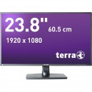 "61cm (23,8"") TERRA LED 2456W DVI DP ADS NBD-D"