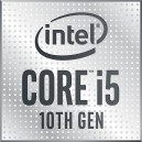 Intel Core i5-10600K, 6x 4.10GHz, boxed ohne K.