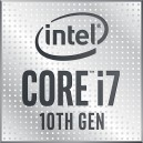 Intel Core i7-10700KF, 8x 3.80GHz, boxed ohne K.